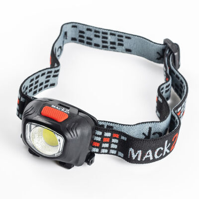 Lampe frontale mack2 logistik head light - Frontale | Pacific Pêche