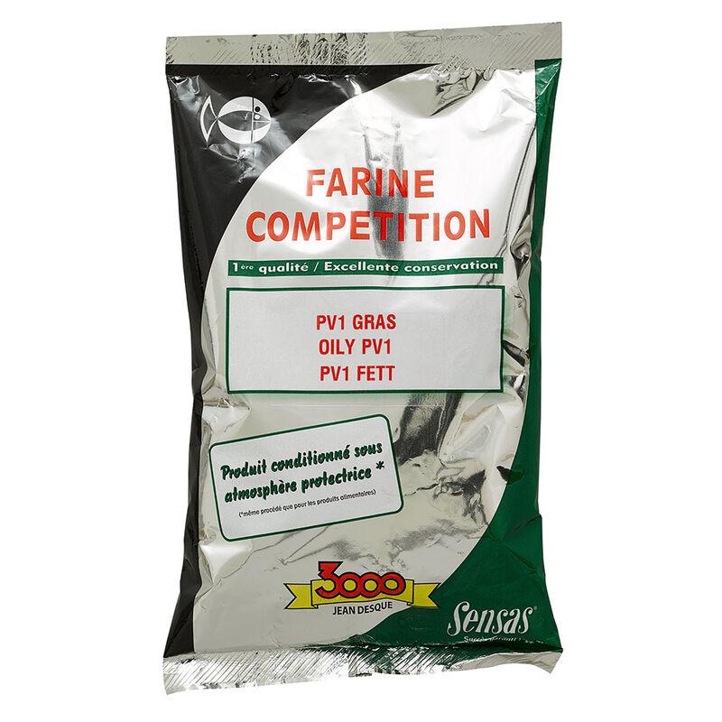 Farine sensas 3000 super pv1 gras 800g - Farines   Pacific Pêche