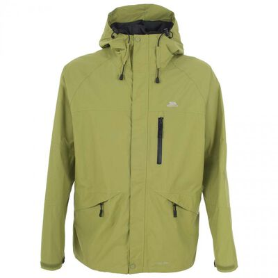 Veste impermeable homme trespass corvo jacket cedar green - Vente privée | Pacific Pêche