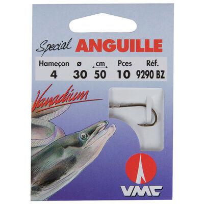 Hameçons montés carnassier waterqueen hm 9290 anguille (x10) - Hameçons montés | Pacific Pêche