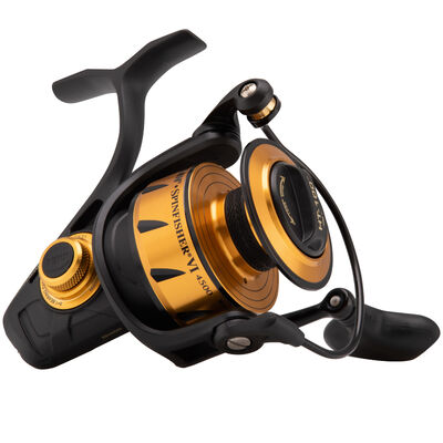 Moulinet penn spinfisher vi spinning 4500 - Tambour Fixe | Pacific Pêche