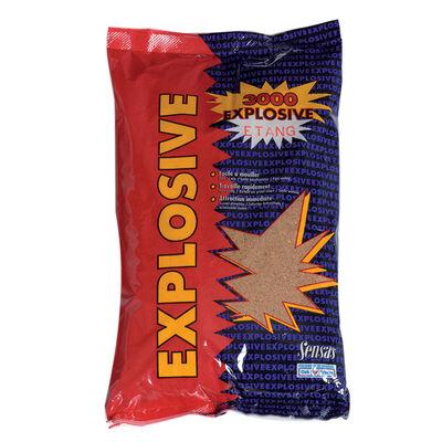 Amorce coup sensas 3000 explosive etang 1kg - Amorces   Pacific Pêche
