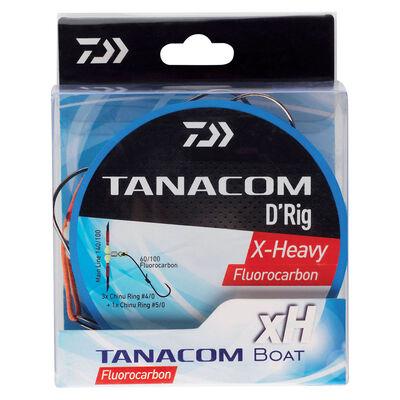 Montage tanacom pêche profonde extra  heavy - Montages / Hameçons   Pacific Pêche
