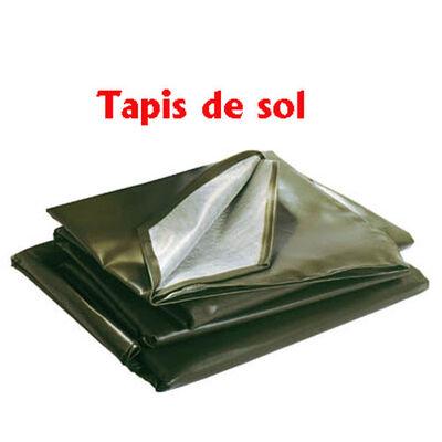 Tapis de sol pour biwy carpe nash titan t2 groundsheet - Tapis de sol   Pacific Pêche