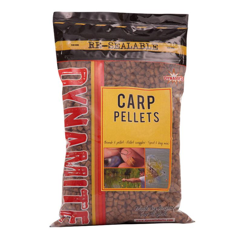 Pellets d'amorçages carpe dynamite baits carp pellets 700g - Amorçages | Pacific Pêche