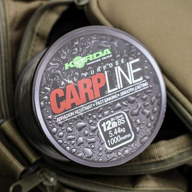 Nylon korda carp line 1000m - Monofilament | Pacific Pêche