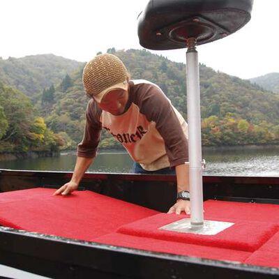 Equipement bateau souther fixed pedestal - Sièges | Pacific Pêche