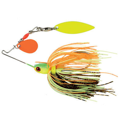 Leurre métallique spinnerbait carnassier booyah pond magic 5g - Leurres spinner Baits | Pacific Pêche