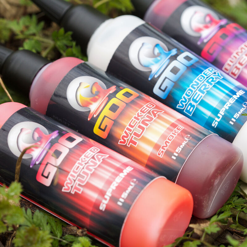 Booster carpe goo bumbleberry supreme bait smoke - Boosters / dips | Pacific Pêche