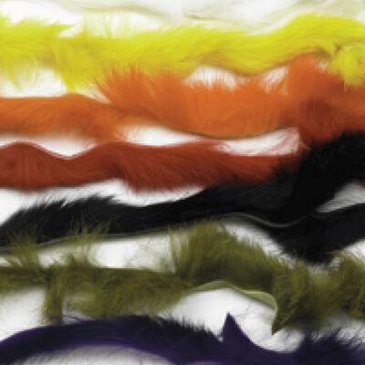 Fly tying poils jmc rabbit strip magnum - Poils | Pacific Pêche
