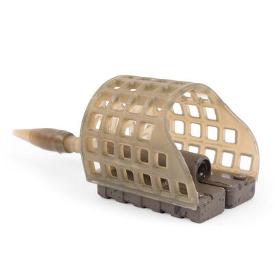 Pelet feeder coup preston ics pellet feeder large - Cages Feeder | Pacific Pêche