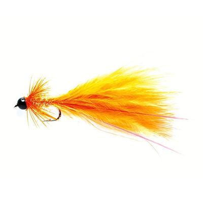 Mouche streamer silverstone tad orange h10 (x3) - Streamers | Pacific Pêche