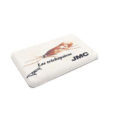 Boîte à mouche flottante jmc édition limitée trichoptères nymphes - Boîtes Mouches | Pacific Pêche