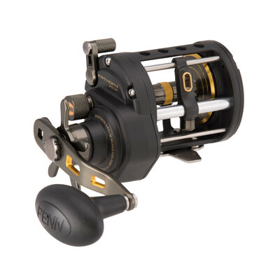 Moulinet penn fathom ii level wind taille 20 - Moulinets tambour Tournant | Pacific Pêche