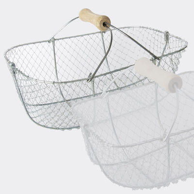 Panier a coquillages mer tortue 0.7mm 14l - Seaux/Paniers | Pacific Pêche