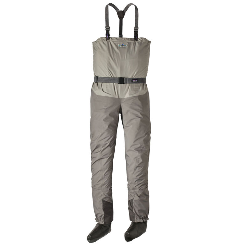 Wader respirant patagonia middle fork packable (convertible & facile à ranger) - Respirant   Pacific Pêche