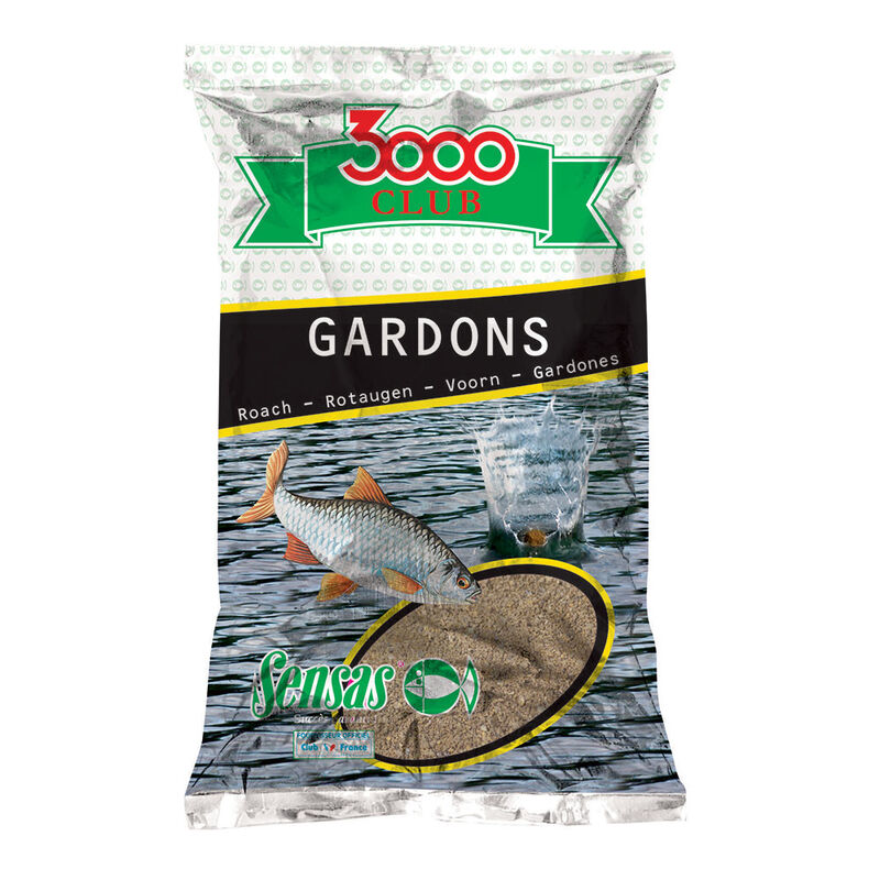 Amorce coup sensas 3000 club gardon - Amorces   Pacific Pêche