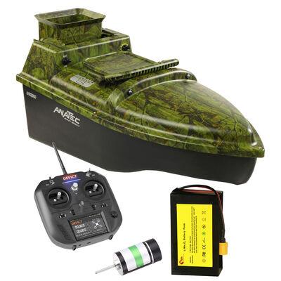 Bateau amorceur anatec monocoque s oak lithium/brushless +teleco. de-sr07 - Bateaux Amorceurs | Pacific Pêche
