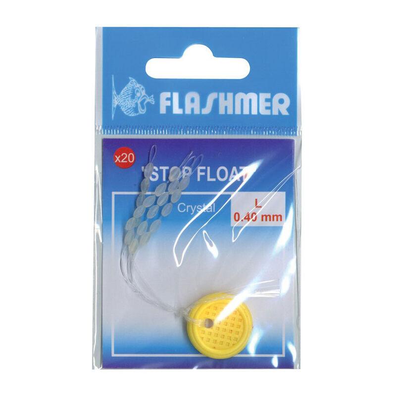 Stop float long flashmer cristal - Flotteurs | Pacific Pêche