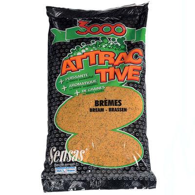 Amorce coup sensas 3000 attractive breme 1kg - Amorces   Pacific Pêche