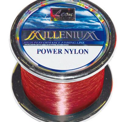 Nylon carpe leon hoogendijk millenium power nylon red 1000m - Monofilament | Pacific Pêche