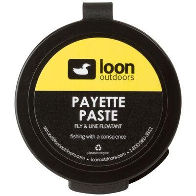 Graisse pour mouche et bas de ligne loon outdoors payette paste - PDT Séchage et Hydrophobes | Pacific Pêche