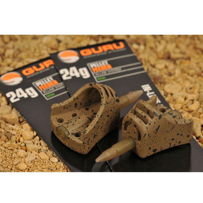 Pellet feeder coup guru mini pellet feeder 24g - Cages Feeder | Pacific Pêche