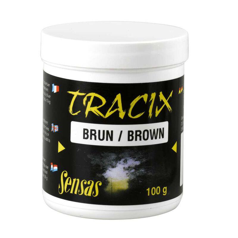 Additif pour amorces sensas tracix brun 100g - Additifs | Pacific Pêche
