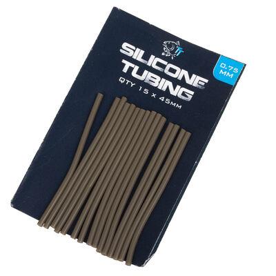 Gaine silicone carpe nash silicone tube 45mm (x15) - Aligneurs de ligne | Pacific Pêche
