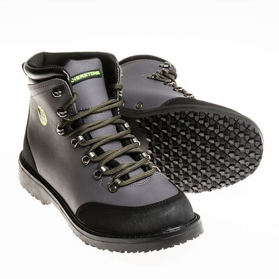 Chaussures de wading silverstone easymove semelles rubber - Chaussures | Pacific Pêche
