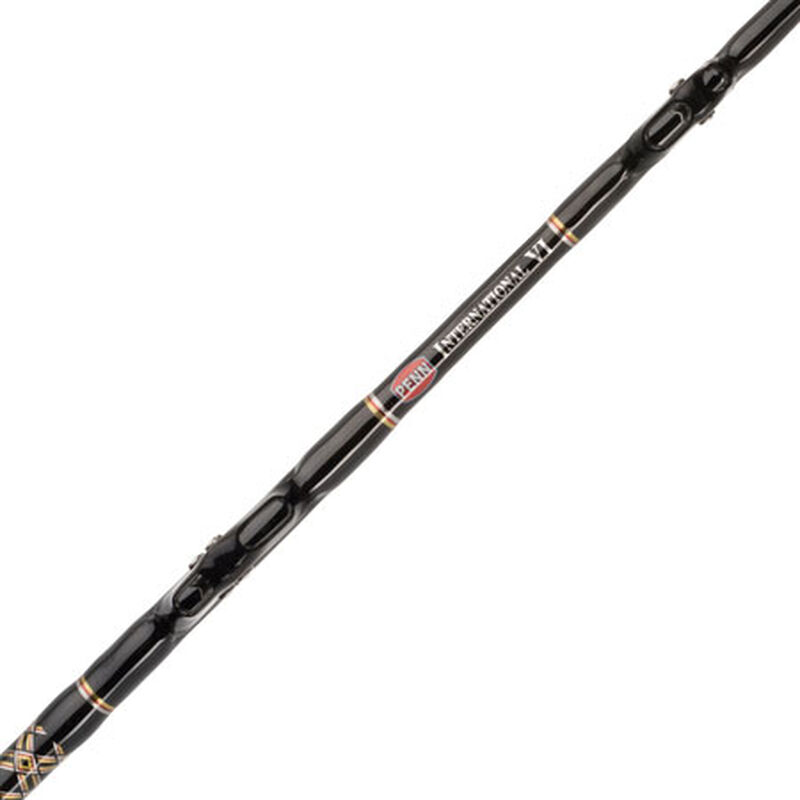 Canne traine penn international vi igfa 183cm 80-130lb rollers bent butt - Cannes   Pacific Pêche