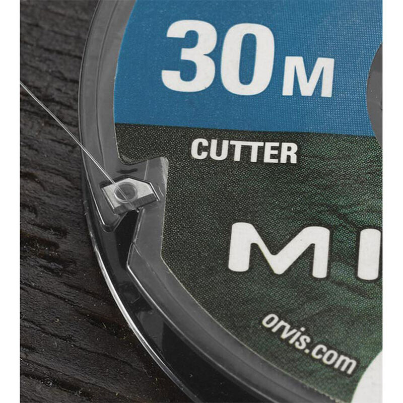 Fil pêche fluorocarbone orvis mirage (30 m) - Fluorocarbons | Pacific Pêche