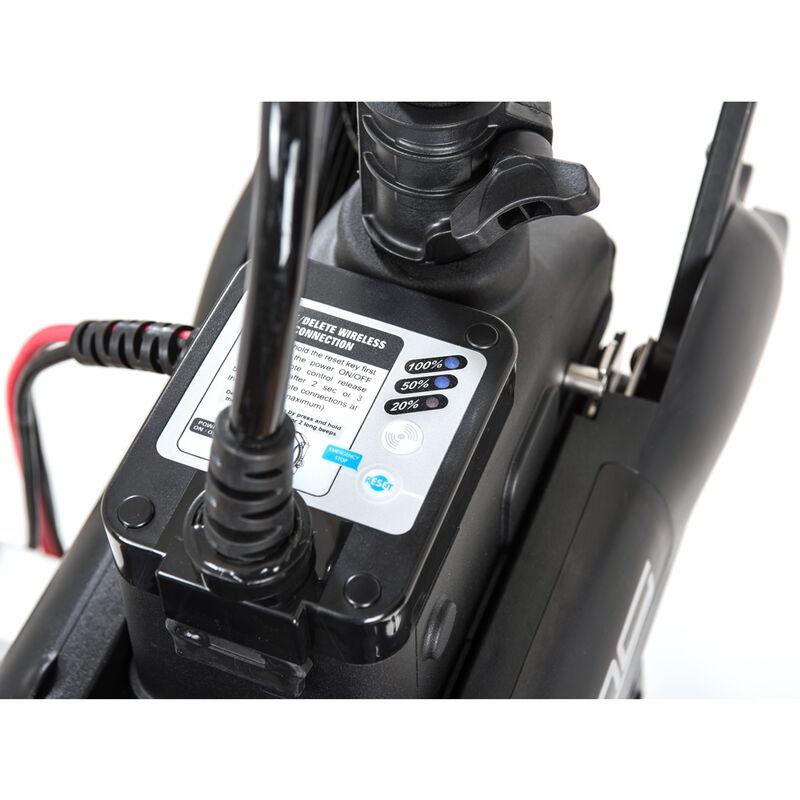 Moteur electrique avant haswing cayman b 55lbs + telecommande - Electriques | Pacific Pêche