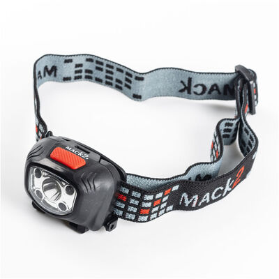 Lampe frontale mack2 logistik sensor head light - Frontale | Pacific Pêche