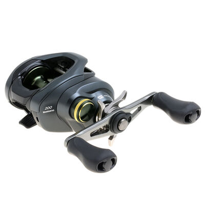 Moulinet casting droitier carnassier shimano curado 201 k - Moulinets casting | Pacific Pêche