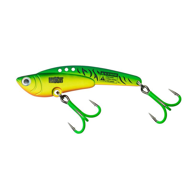 Lame vibrante silure madcat a-static e-luzion blade lures 80g - Lames | Pacific Pêche