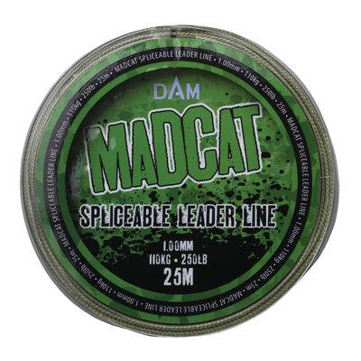 Tresse à bas de ligne silure madcat spliceable leader line 25m - Filaments / Bas de lignes | Pacific Pêche