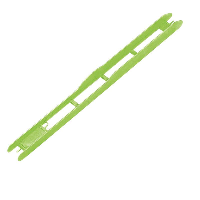 Plioirs pour lignes montées coup rive vert 26x1.8cm (x5) - Plioirs | Pacific Pêche