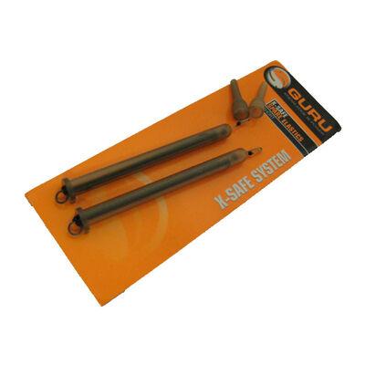 Accessoire feeder coup guru x-safe spare elastics tubes - Emerillons / Agrafes / Perles   Pacific Pêche