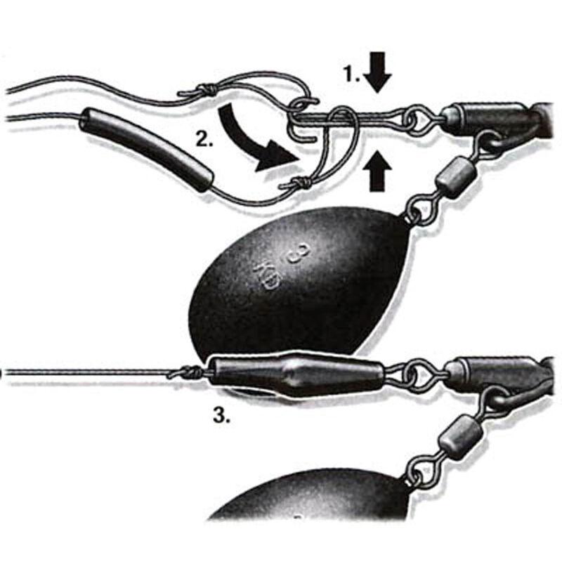 Agrafes pour sacs solubles carpe korda stik klip (x20) - Agrafes | Pacific Pêche