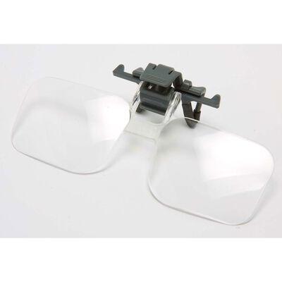 Clips pour lunette mouche jmc clip loupe ( grossissement x 2,5) - Clips | Pacific Pêche