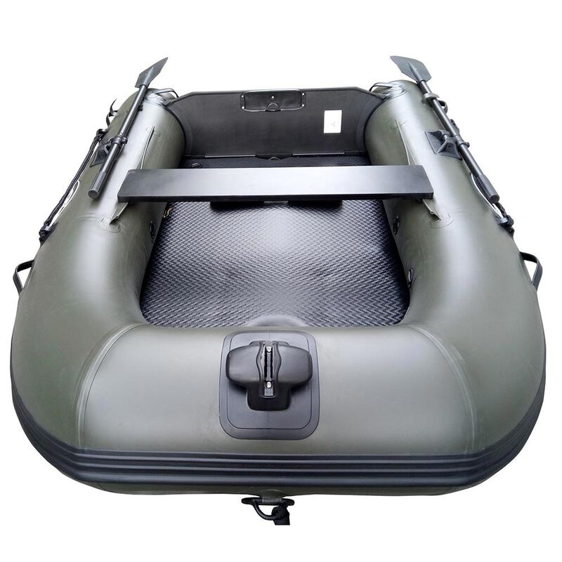 Pack bateau komando 220hd + moteur frazer 65lbs - Pneumatiques | Pacific Pêche