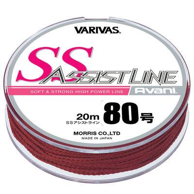 Tresse assist varivas ss assit line 20m - Tresses   Pacific Pêche