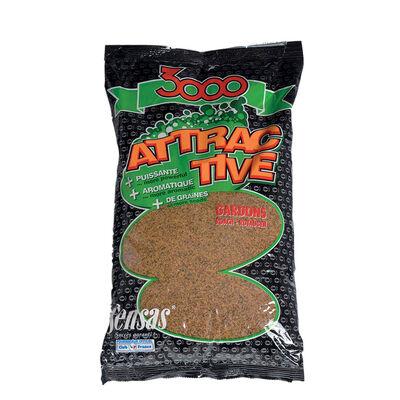 Amorce coup sensas 3000 attractive gardon 1kg - Amorces | Pacific Pêche