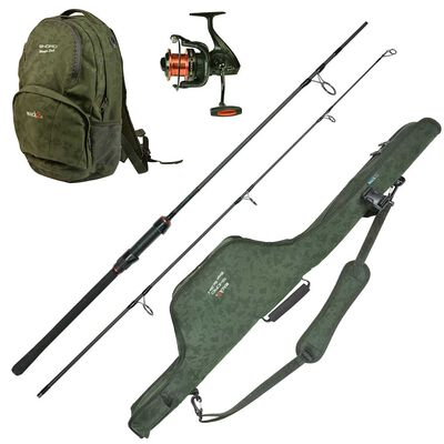 Pack mack2 sword margin 6' 3lbs moulinet sword housse et sac à dos sword - Cannes ≤11' | Pacific Pêche