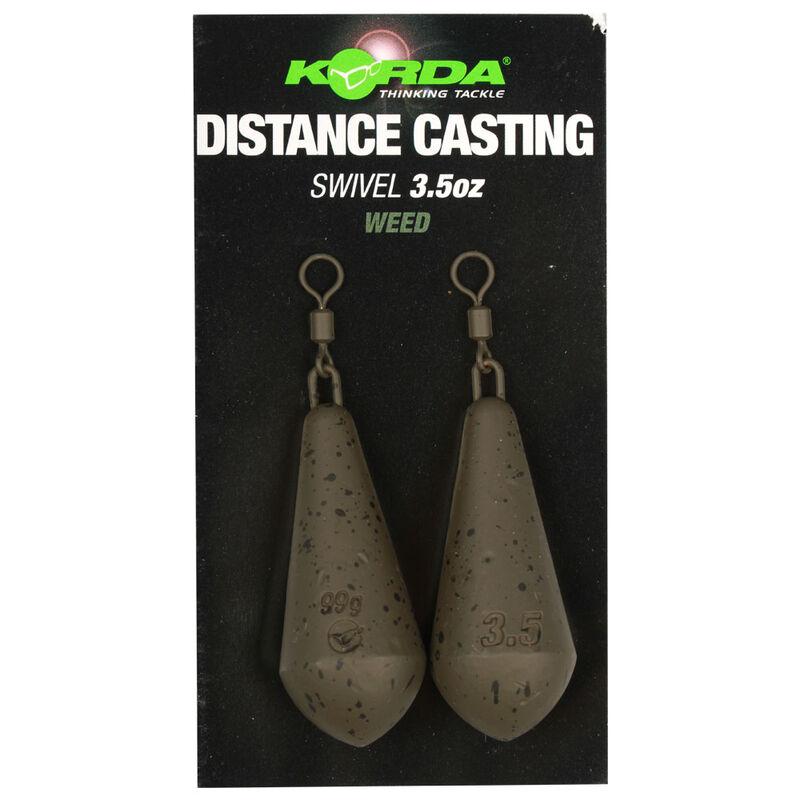 Plomb à émerillon korda distance casting (x2) - Emerillons | Pacific Pêche