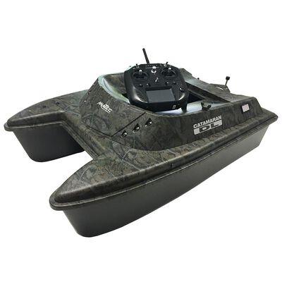Bateau amorceur carpe anatec catamaran dl wild - Bateaux Amorceurs | Pacific Pêche
