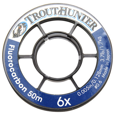 Fil fluorocarbone trout hunter tippet (50 m) - Fluorocarbones | Pacific Pêche