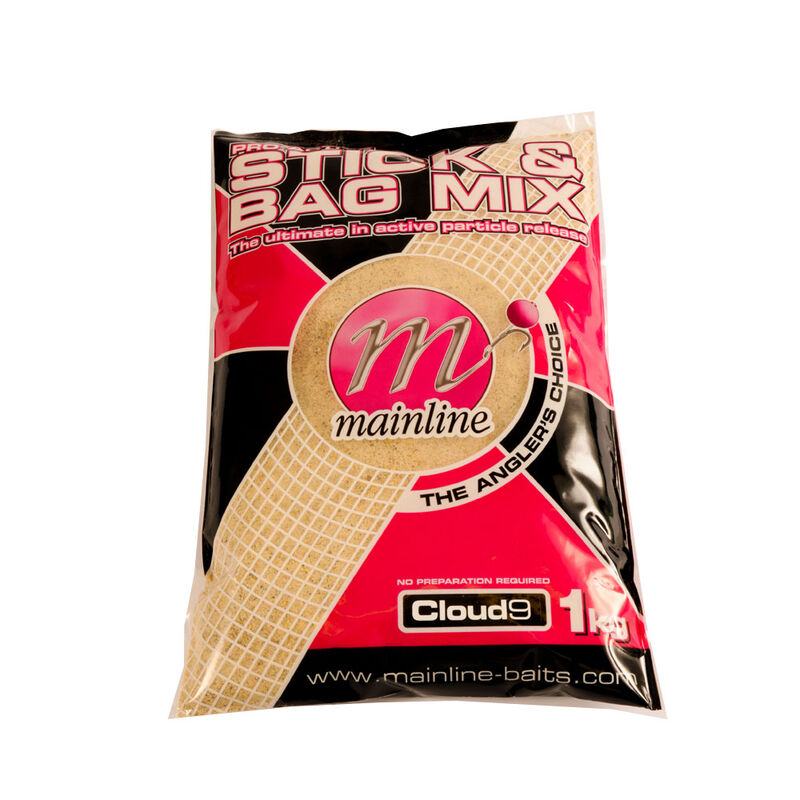 Stick mix carpe mainline stick and bag mix cloud9 - Sticks Mix | Pacific Pêche