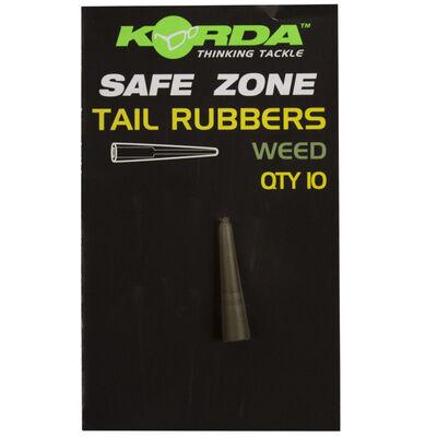 Tétine de clip plomb carpe korda safe zone rubbers - Clip plombs et cônes | Pacific Pêche